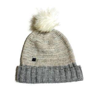 Kenneth Cole Reaction Pom-Pom hat toque
